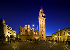 Plaza Virgen de los Reyes, Seville, Spain - Sep 2009.jpg