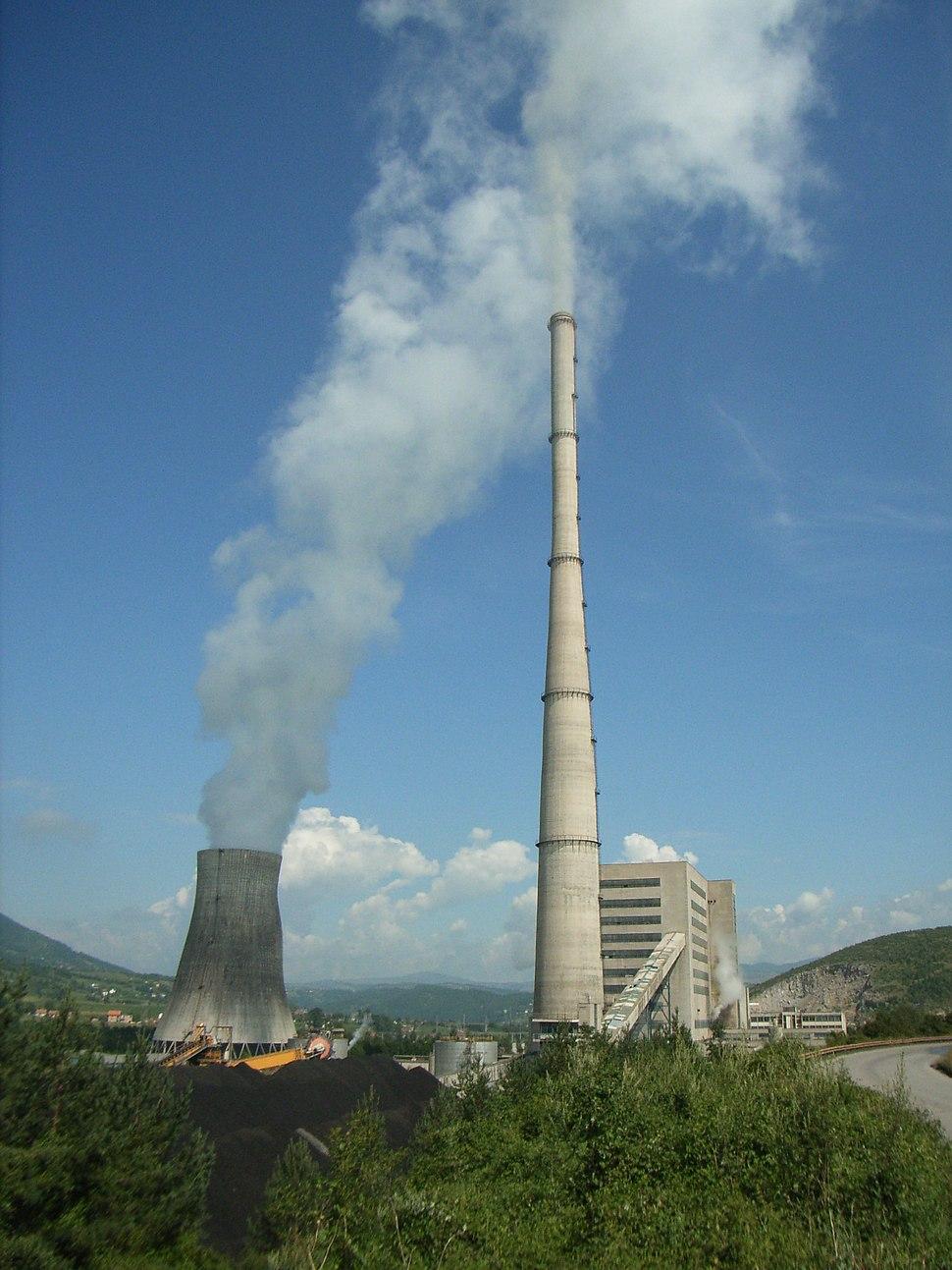 Pljevlja Power station