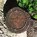 Plymouth Edgar Terrace GWR boundary marker.JPG