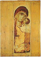 Notre-Dame de tendresse de Koubenskoe