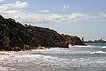 Point Lonsdale rip beach high tide.jpg