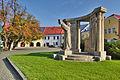 Pomník Jana Blahoslava, Horní náměstí, Přerov.jpg