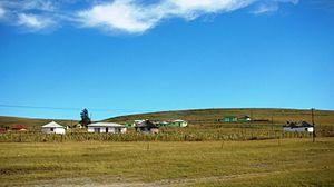 Pondoland - Landscape in Pondoland