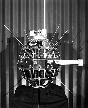 Poppy ELINT Satellite (Type 2)
