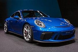 Porsche 911 GT3 Touring, IAA 2017, Frankfurt (1Y7A2766).jpg