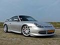 Porsche GT3 at Maasvlakt Beach (9293432301).jpg