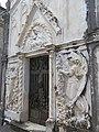 Portal of private chapel in the cemetery of Monterosso al Mare.jpg