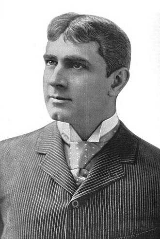 Maurice Barrymore - Maurice Barrymore mid 1890s.