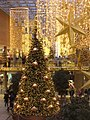 Potsdamer-Platz-Arkaden - Weihnachtsbaum (Potsdamer Platz Arcades - Christmas Tree) - geo.hlipp.de - 31220.jpg