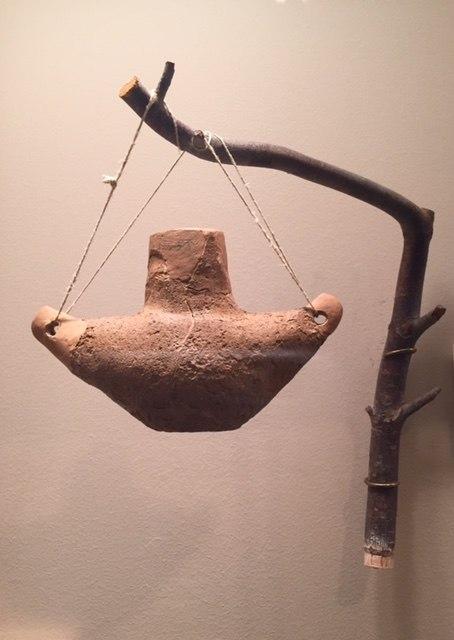 Pottery churn