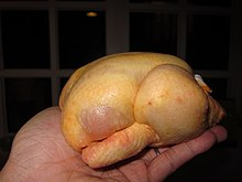 Chicken as food - Wikipedia