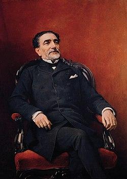 Práxedes Mateo Sagasta. Pintado por Casado del Alisal en 1884.jpg