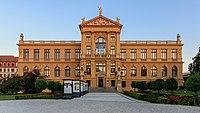 Prague 07-2016 City Museum.jpg
