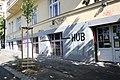 Praha, Slovenská 21, Svět-Hub 02.jpg