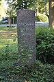 Praunheim, Friedhof, Grab A287 Sattler-Schad.JPG