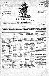 Journal Le Figaro