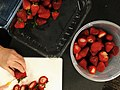 Preparing strawberries for jam.jpg
