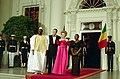 President Ronald Reagan and Nancy Reagan with Moussa Traoré.jpg