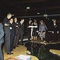 President Tito, diens echtgenote, koningin Juliana en prins Bernhard bezoeken he, Bestanddeelnr 254-8715.jpg