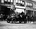 President William Howard Taft in autmobile in parade on 1st Ave, Seattle (CURTIS 1795).jpeg
