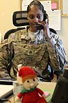 President calls USFOR-A Soldiers on Christmas Day 141227-A-SO125-005.jpg