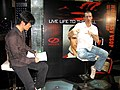Press conference of Mark Brain at CD Club in Shanghai, China.jpg