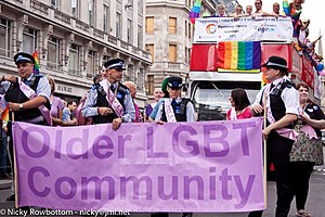 Older LGBT Community