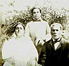 Prince Vuna Takitakimālohi and parents