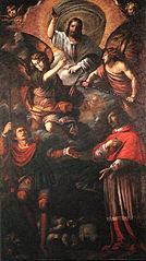 Appearance of Christ to Saint Roch