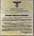 Proclamaton of General-Gouvernement in Poland by Germany 1939.jpg
