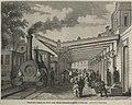 Projektowany podjazd przy dworcu drogi żelaznej warszawsko-wiedeńskiej w Warszawie - (Rys. L. Piechaczek) (58617).jpg