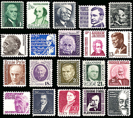 Prominent Americans Series