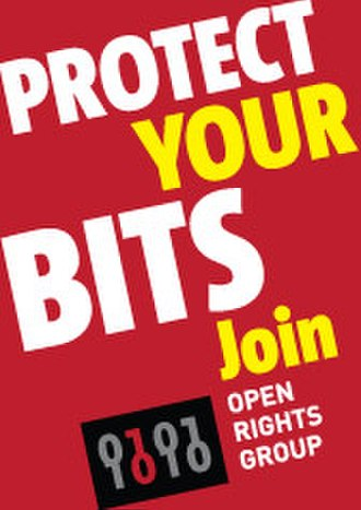 Open Rights Group - Open Rights Group poster