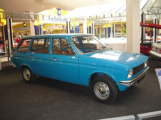 Peugeot 104 - Estate