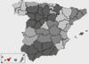 Lage der Provinz Santa Cruz de Tenerife