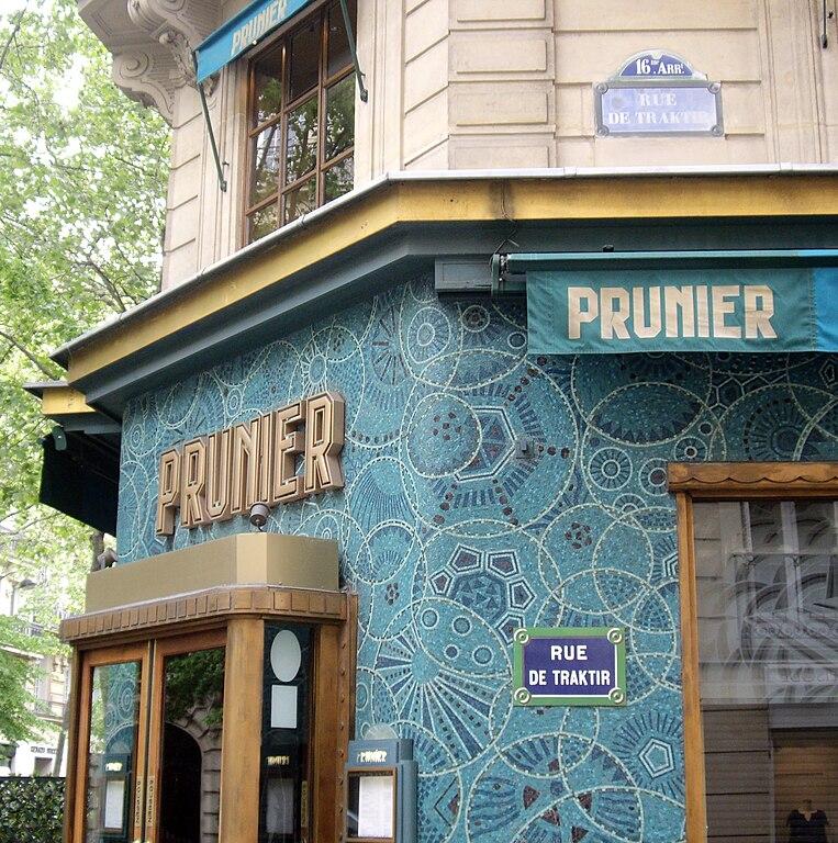 Restaurant Mio Avenue De La Tours D Auvergne Rennes