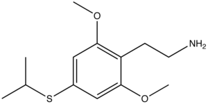 2C-T-4 - Ψ-2C-T-4, the homologue of 2C-T-4