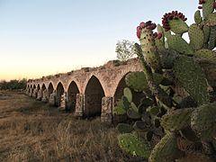 Puente del Camino Real de Tierra Adentro de Ojuelos