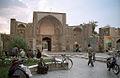 Qazvin - Masjid-e Jomeh - gate.jpg