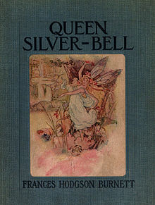 Queen Silver-Bell Book Cover.