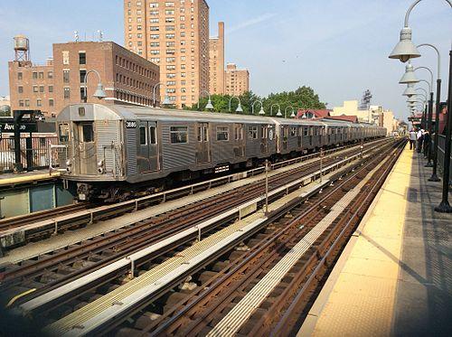 r16 new york city subway car wikivisually. Black Bedroom Furniture Sets. Home Design Ideas
