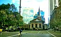 Queens Square-Macquarie st- Sydney New South Wales, Úc St James Church - panoramio.jpg