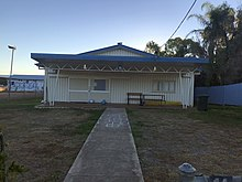 Queensland Country Women's Association hall, Blackall, 2019.jpg