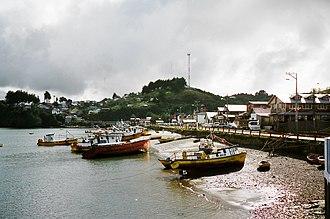 Quemchi - Port of Quemchi