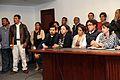 Quito, Viceministra de Movilidad se reunió con los padres de estudiantes radicados en Ucrania. (13231968463).jpg