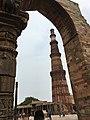 Quwatul Islam Masjid and Qutub Minar.jpg