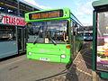 R741 BMY (Asda Bus) at Crawley Bus Station (8458588964).jpg
