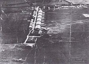 RAF Northolt - Easterly view of the aerodrome in 1917