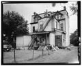 REAR OF STRUCTURE IN PA-6087-22 - Town of Jeannette, Jeannette, Westmoreland County, PA HABS PA,65-JEAN,68-23.tif