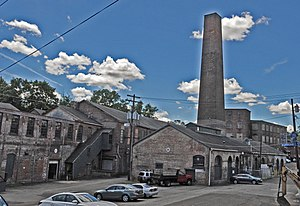 Garnerville, New York - Garner Print Works